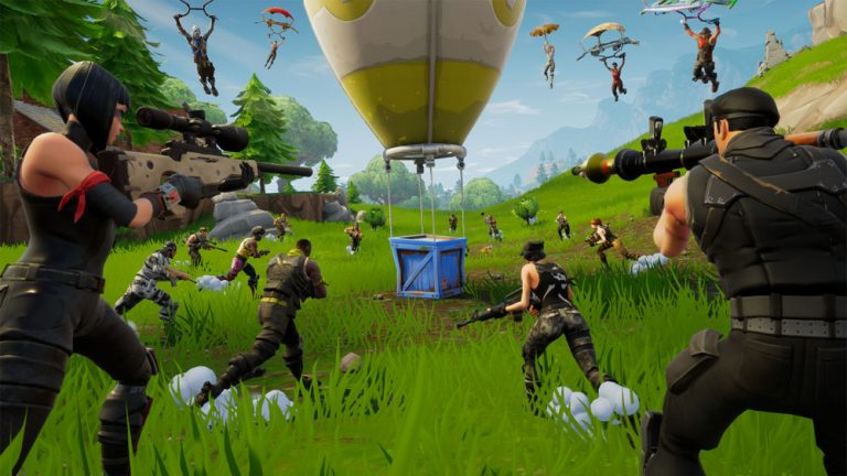 Epic Game promises to improve Fortnite performance in iOS