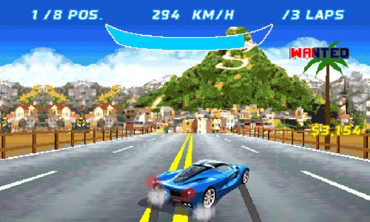 Ferrari LaFerrari, in the latest update of Asphalt 8