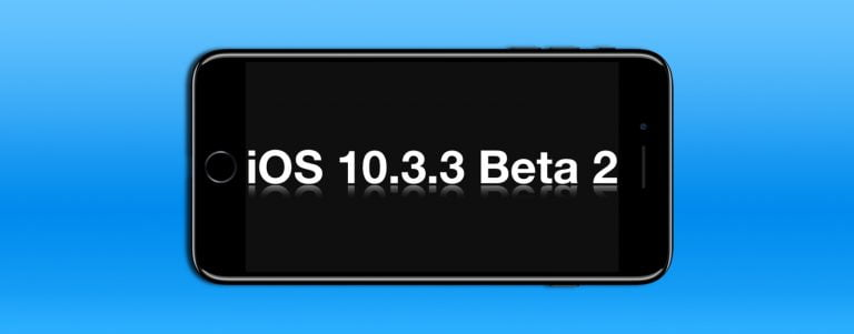 Fifth iOS 10.3.3 beta released