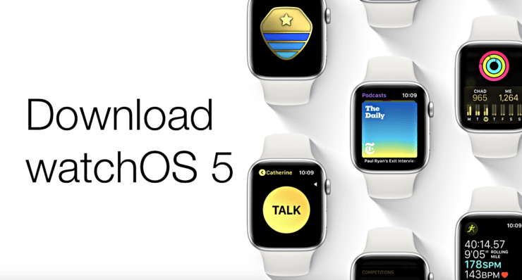 First iOS 12.2 beta, watchOS 5.2, macOS 10.14.4 and tvOS 12.2 now available