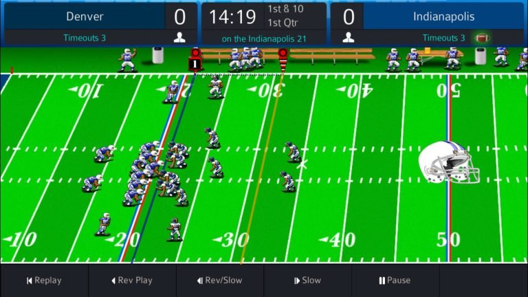 Football game for iPhone and iPad: Head Ball