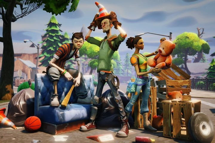 Fortnite developers prepare Mac game store