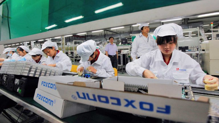 Foxconn downsize early due to iPhone demand