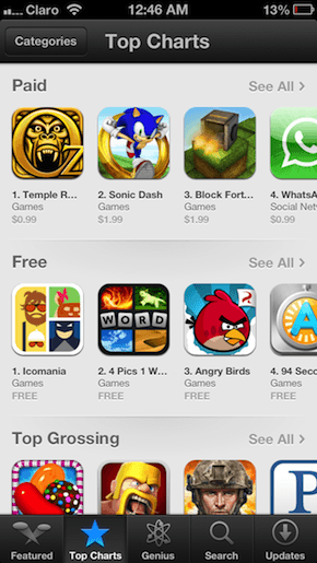 Free games on sale this week on the App Store