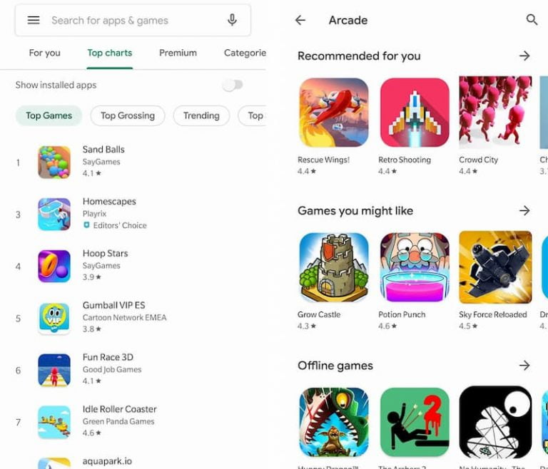 Games made in Spain on the App Store