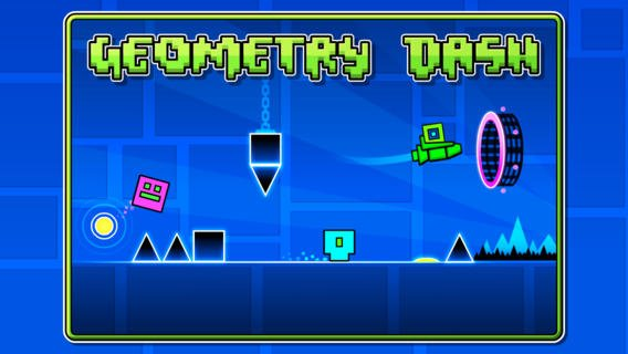 Geometry Dash for iPhone and iPad continues in its new version