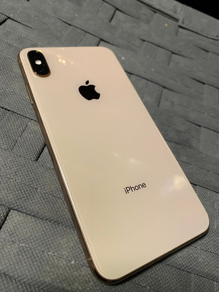 Get a free 64GB iPhone XS Max Gold with this raffle