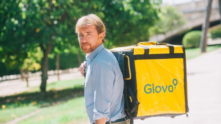 Glovo, the app for running errands without leaving home
