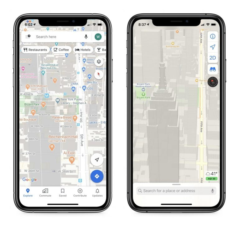 Google Maps begins warning of speed cameras in iOS and Android