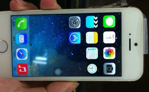 GooPhone, the Chinese iPhone 5S is now available