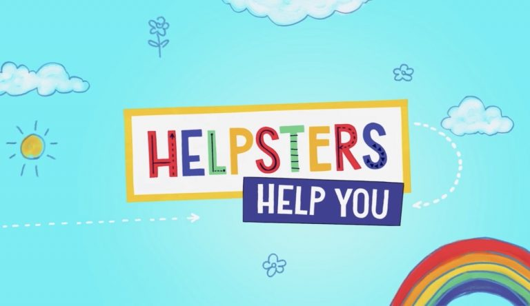 Helpsters, Apple TV+ children's puppet series