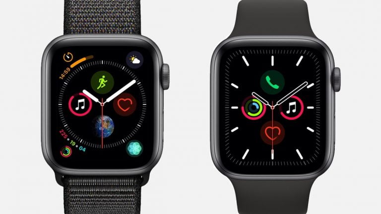 Here's a speed comparison between the different Apple Watch