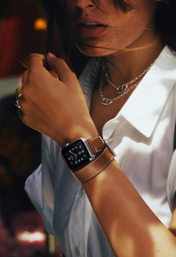 Hermès style for the Apple Watch Series 3: Meet the new bands