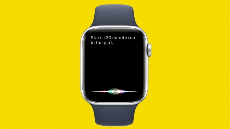 How to activate 'Lift to Talk' with Siri on the Apple Watch