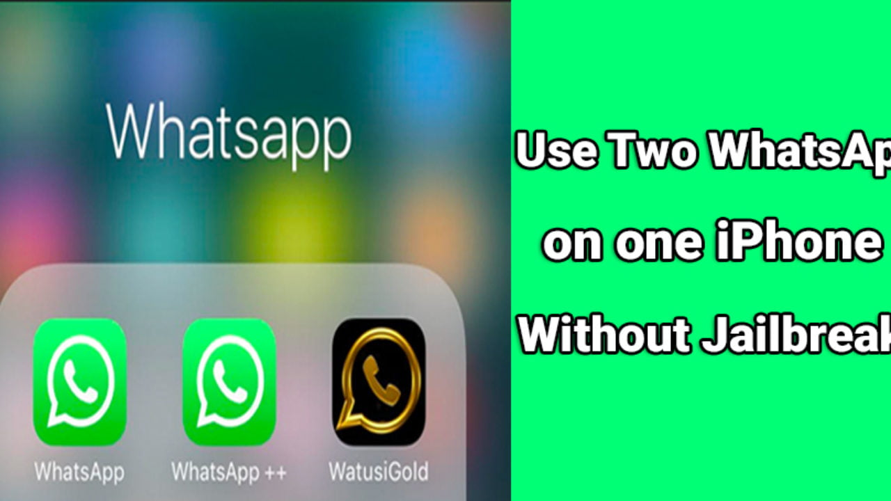 How to activate WhatsApp calls on iPhone with Jailbreak