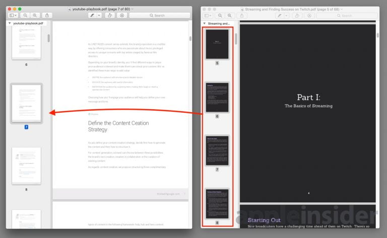 How to combine or merge multiple PDFs into a single file on a Mac