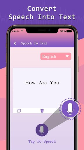 How to convert text to speech on iPhone
