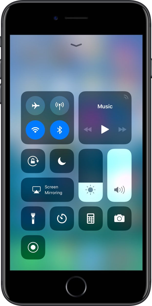 How to disconnect from a WiFi network on iPhone and iPad (iOS)
