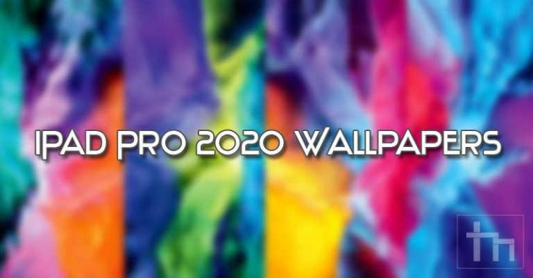How to download the wallpapers of the new iPad Pro