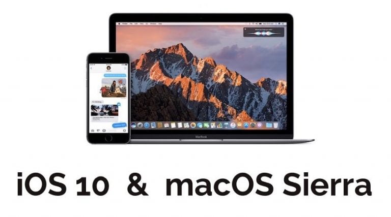 How to install the public iOS 10 and MacOS Sierra