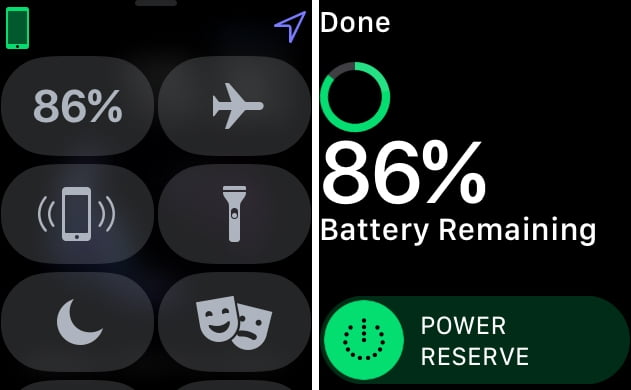 How to save battery power on the Apple Watch