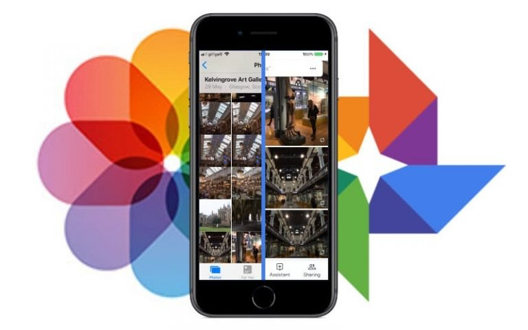 How to transfer photos from one iPhone to another without losing quality