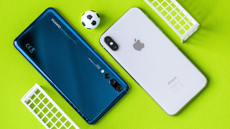 Huawei out-sells Apple, but not out-performs