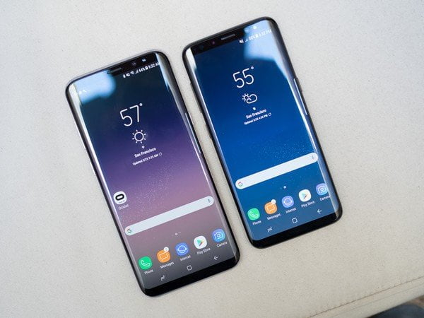 I traded my iPhone 7 Plus for the Samsung Galaxy S8+ one weekend