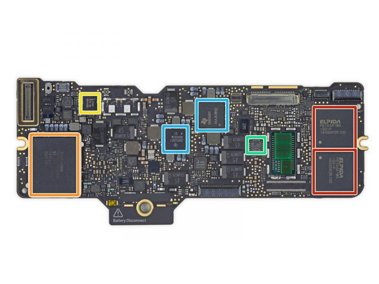 iFixit brings wallpapers from inside iMac and iPhone