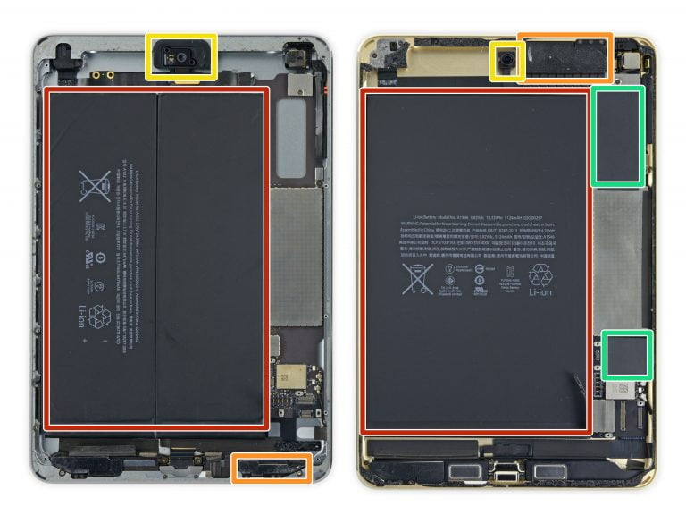 iFixit gets its hands on the new iPad Air