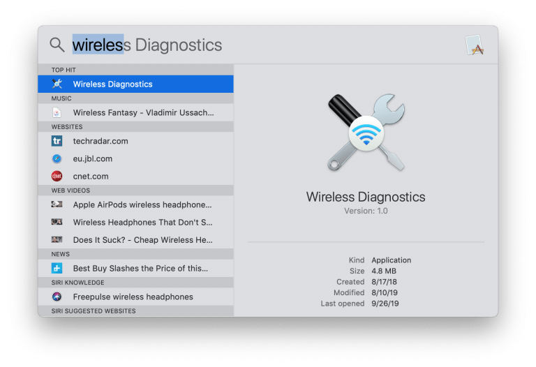 Improve your home's Wi-Fi connection from OS X