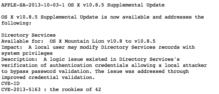 improving the Mountain Lion AirPlay, and available for all Mac