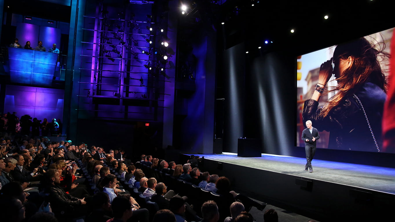 In the March keynote we will see the iPad Air 3, iPhone 5se and more straps for the Apple Watch