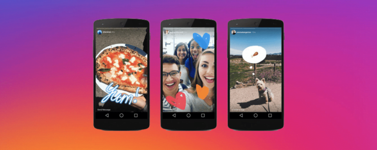 Instagram removes the 24-hour limit for uploading a photo to Stories
