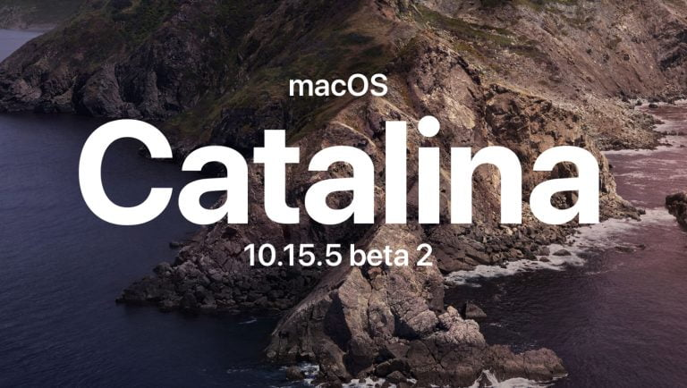 Install Catalina 10.15.5 beta 5 macOS: what's new in this version