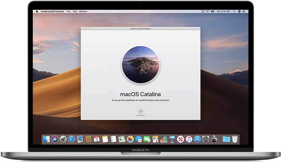 Install macOS 10.15.5: what's new in this version