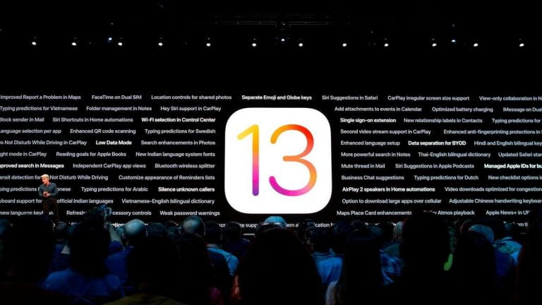 Installing iOS 13.1.2 and iPadOS 13.1.2 is now possible: what's new