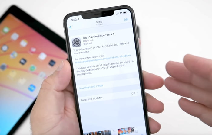 iOS 13.2 and iPadOS 13.2 beta 4 now available for download