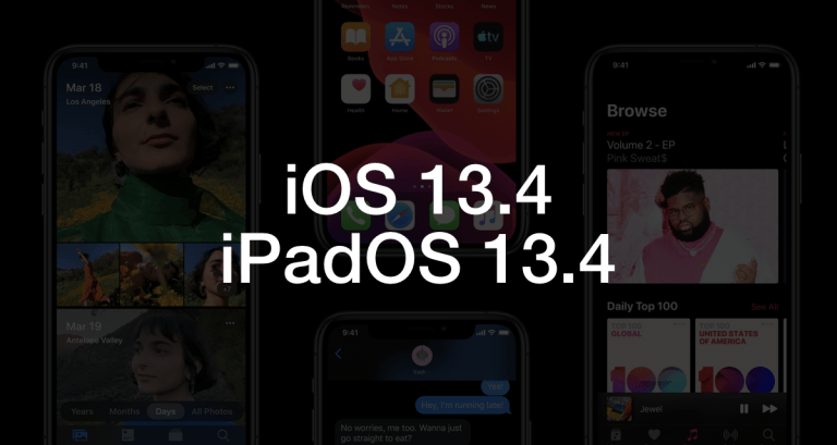 iOS 13 and iPadOS beta 3 for developers revised: what's new