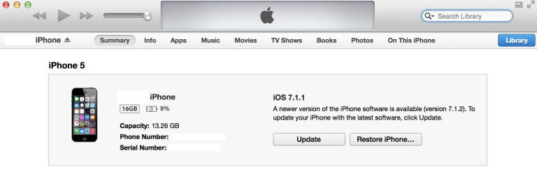 iOS 8.0.2, second update available for troubleshooting