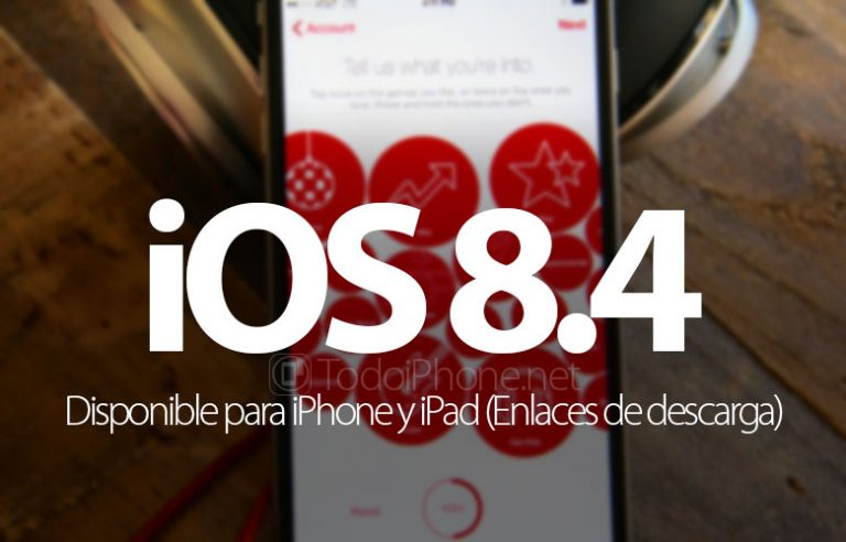 iOS 8.4 with Apple Music now available for iPhone and iPad