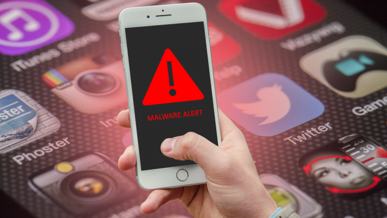 iOS is safe from malware, Android takes it all