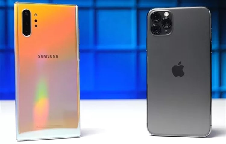 ¿iPhone 11 Pro Max, Note 10+ or Mate 30?