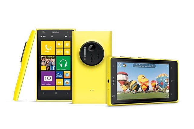 iPhone 5s vs Nokia Lumia 1020