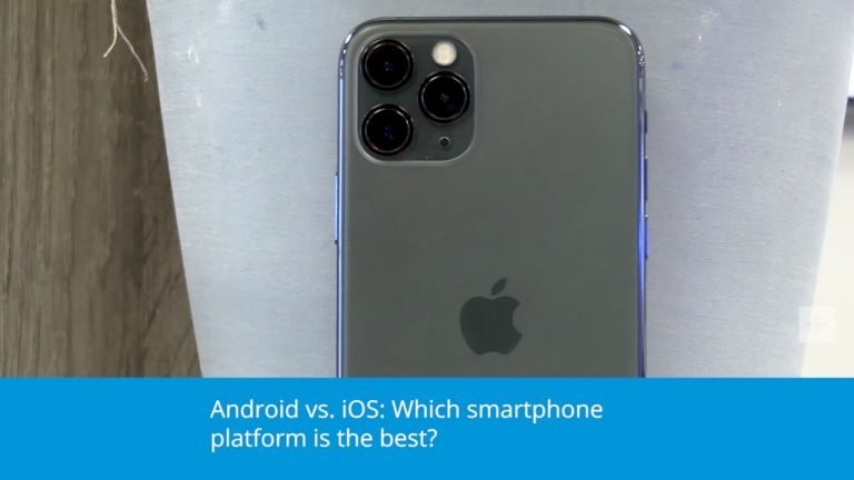 Is Android safer than iOS?