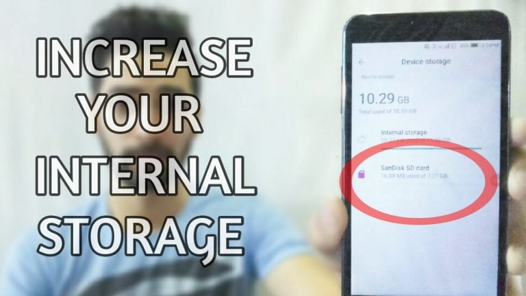 Is it possible to expand the internal storage of your iPhone?