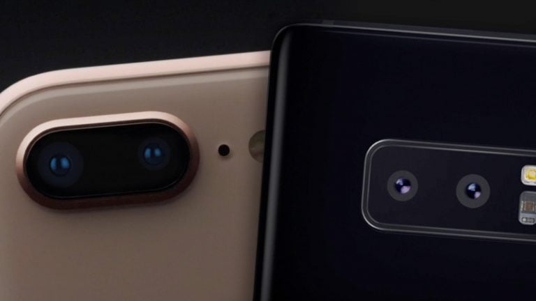 Is the camera on the new Samsung Galaxy S8 better than the one on the iPhone 7 Plus?