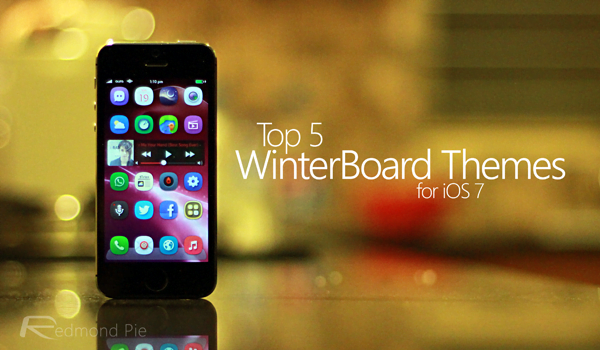 It'll be hard to watch Winterboard on iOS 7