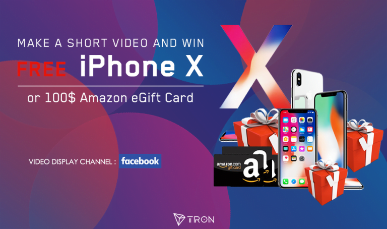 Last few hours to get a free iPhone X!