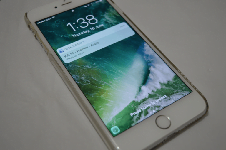 Learn about 4 of the features that are no longer available in iOS 10